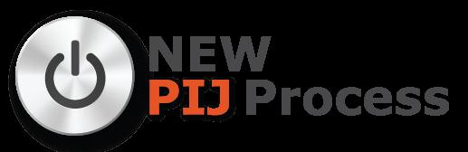 New PIJ Logo