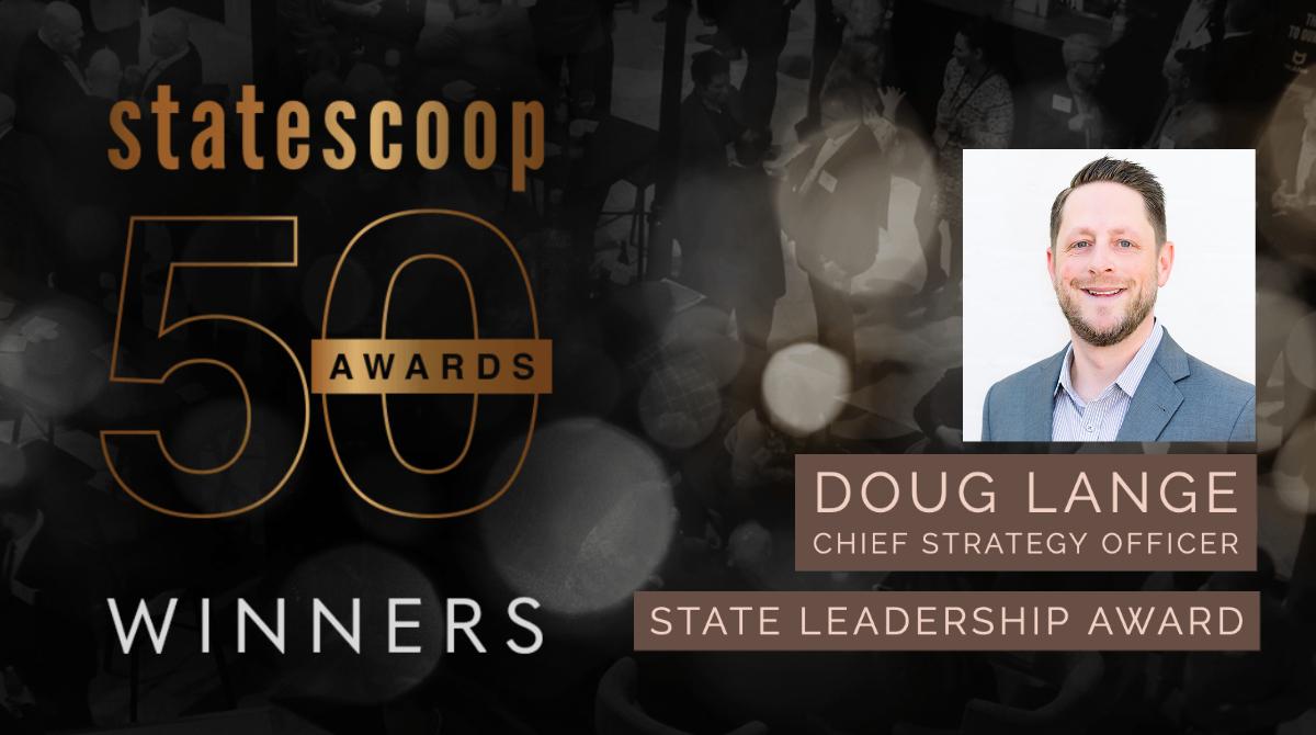 StateScoop 50 Winner Doug Lange